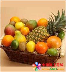 南京水果篮:大吉大利
