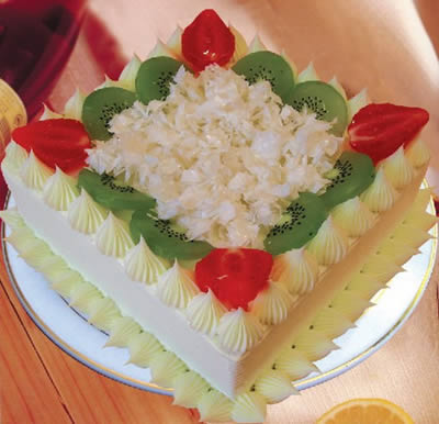南京生日蛋糕:甜蜜时光