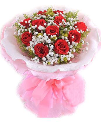 南京订花:节日快乐