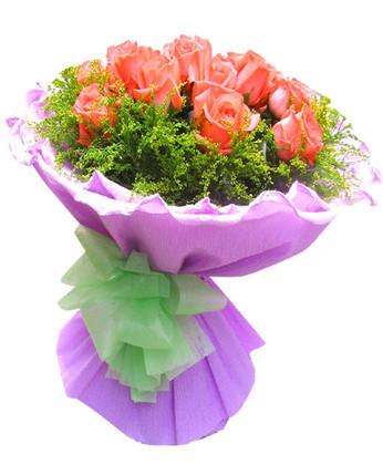鲜花礼品鲜花-有你相伴