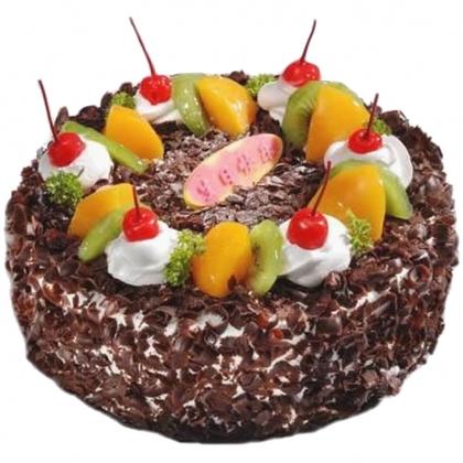 生日蛋糕:挪威森林
