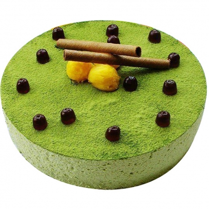 生日蛋糕:迷香