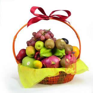 水果篮:果篮・大丰收