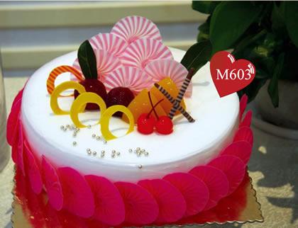 南京生日蛋糕:真情相伴
