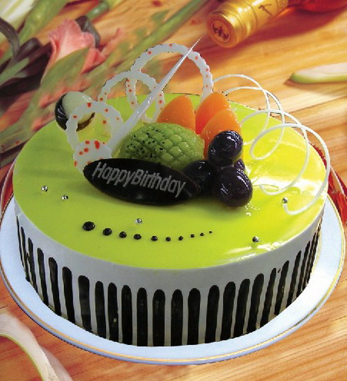 南京生日蛋糕:幸福来敲门