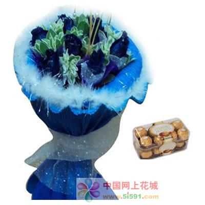 南京鲜花:美丽的牵系