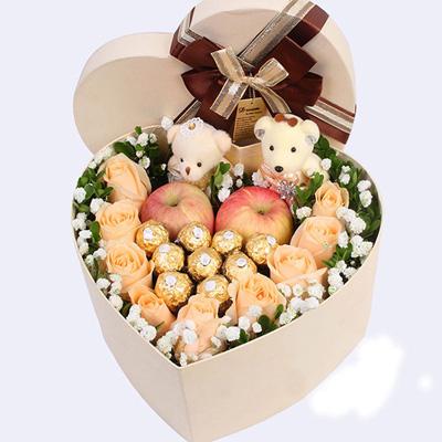 网上订花-圣诞礼盒2
