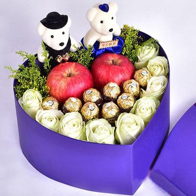 订鲜花-圣诞礼盒3