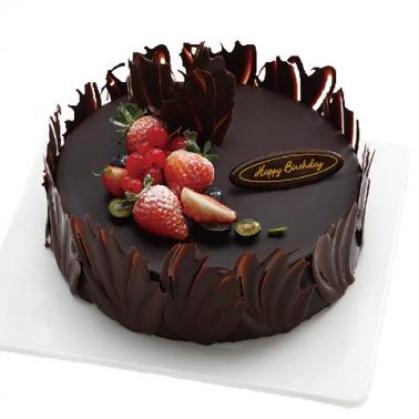 南京生日蛋糕:巧克力的爱恋