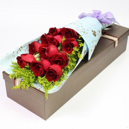 鲜花预定:情义绵绵
