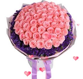 网上鲜花快递-永恒